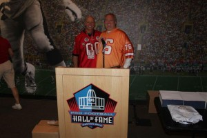 OldSchool and ATLBucs Mark at Induction