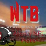 WTB Weekly NFL Picks